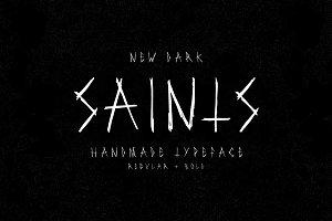 Saints Typeface