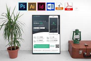 Poster | Mobile App Promotion Vol-02
