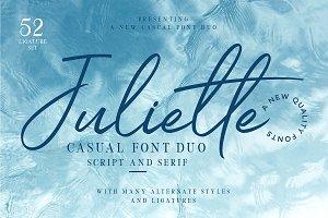 Juliette Font Duo (INTRO SALE)