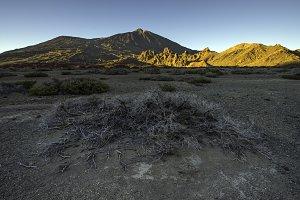 Teide Sunset