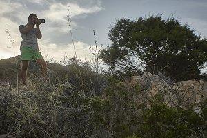 Naturalistic photographer