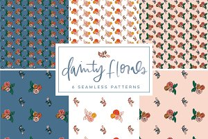 Dainty Floral Patterns