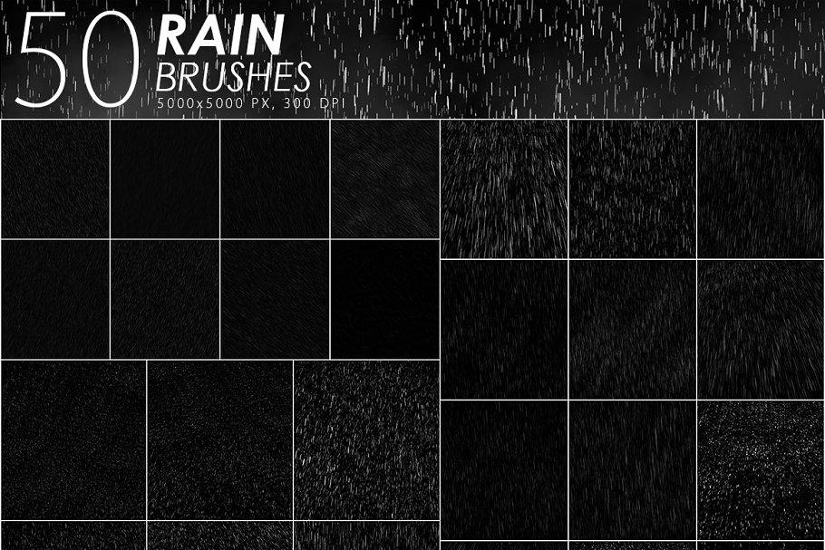 raindrop brush photoshop free download