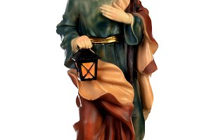 Figure of Saint Joseph of the Nativi
