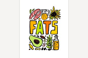 Fats Doodle Poster