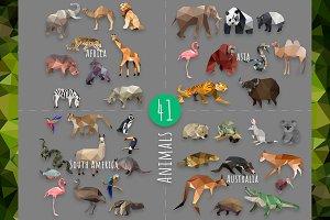 Vector Animals Bundle