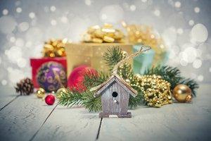 Christmas decoration on
