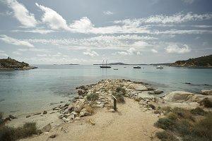 The marvelous coasts of Sardinia