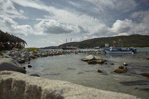 Punta Molentis's Shoreline