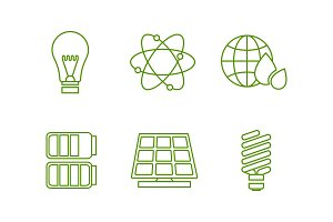 Ecology and energy saving line