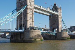 Tower Bridge in London