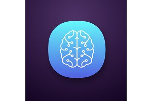 AI app icon