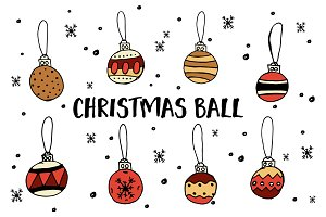 Christmas Balls collection
