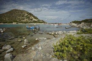 The landscape of Punta Molentis #2