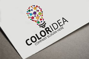 Color İdea Logo