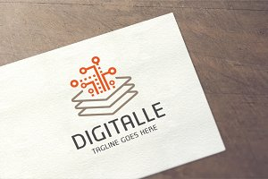 Digitalle Logo