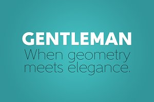 Gentleman Complete Family