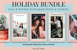 Holiday ANIMATED Instagram Bundle