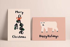 Joyous Christmas Set