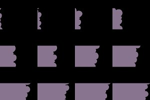 Sprite Sheets Transitions. Ready for