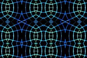Modern Interlace Seamless Pattern