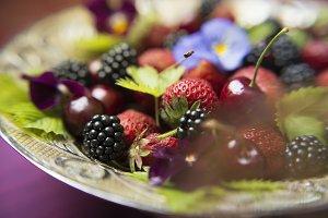 A fruity plate