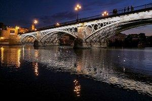 Triana bridge (Bridge of Isabel II)