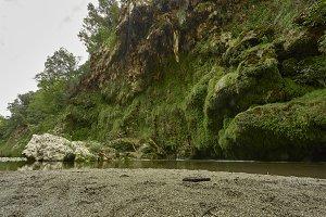 The waterfalls of Sa Stiddiosa