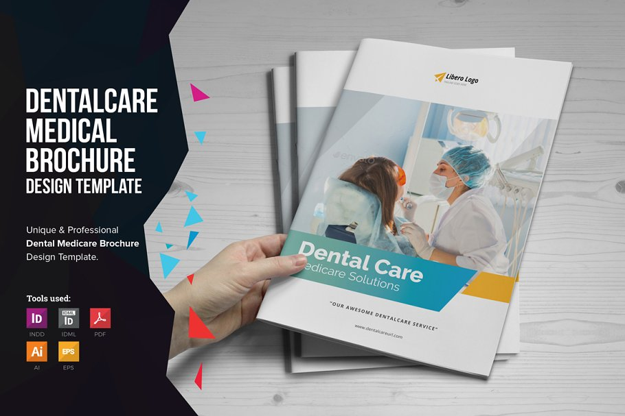 medical office brochure templates.html