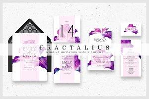 Fractalius - Wedding Set Ac.37