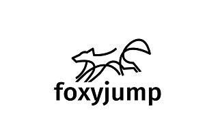 foxyjump logo