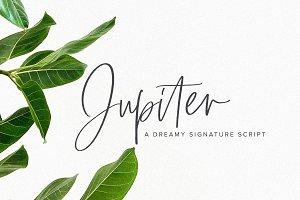 Jupiter | A Dreamy Signature Script