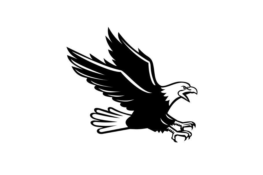Screaming Eagle Side Retro