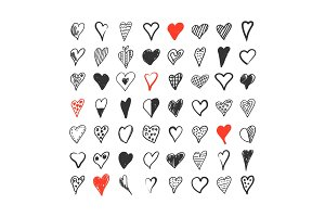 Collection heart4