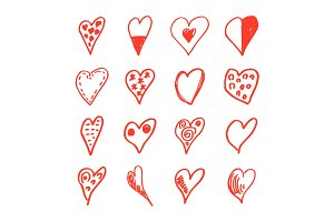 Collection heart6