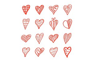 Collection heart8