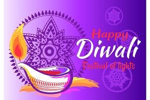 Happy Diwali Festival of Lights 2018