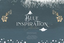 Blue Inspiration Collection