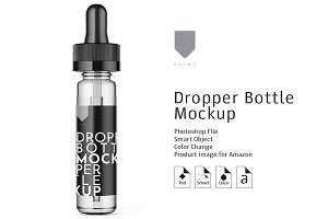 Dropper Bottle Mockup 10