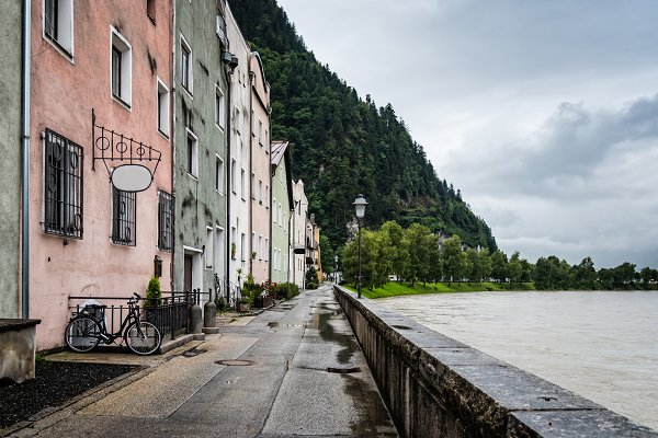 Architecture Stock Photos: Architect´s eye - Rattenberg a small town in Tirol