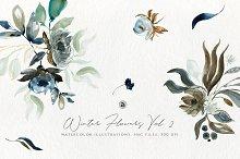 Winter Flowers Vol.2