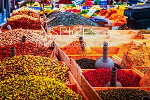 Spices Lr Presets