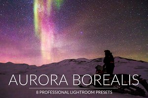 Aurora Borealis Lr Presets
