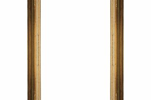 Frame with copy space