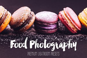 Food Photography Lightroom Presets
