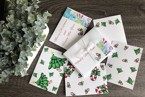 Christmas Holiday Cards and Prints
