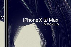 iPhone Xs Max Mockup