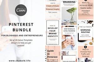 Pinterest Graphics Templates