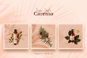 Caremo - Mockup Scene Creator Kit