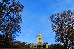 Maksimir viewpoint